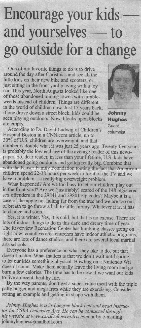 NA Star Article Jan 2008