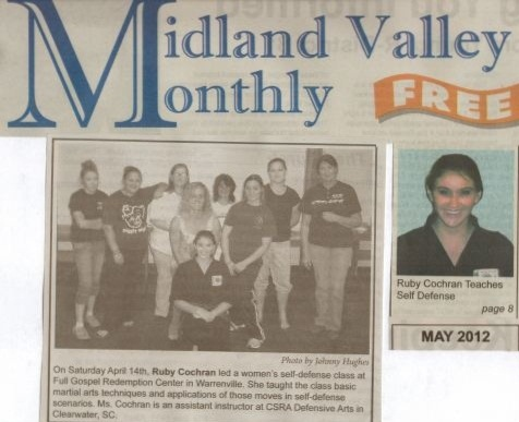 MV Monthly - May 9, 2012